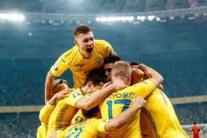 сборная украины евро 2020